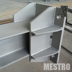 Изготовление металлических колон - mestro
