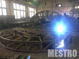 5_Рекламная конструкция. Вес 2_5 т__Mestro.com.ua