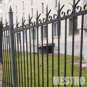 Металевий паркан Київ від компанії mestro