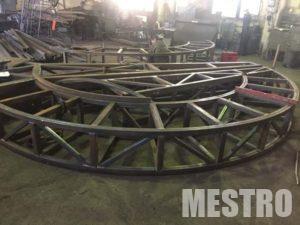 1_Рекламная конструкция. Вес 2_5 т__Mestro.com.ua