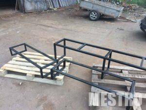 3 _ металеві рами під меблі __Mestro. com. ua