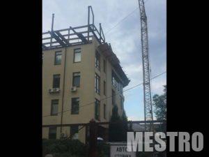 3_Пристройка 5 и 6 этажа к действующему зданию_Mestro.com.ua