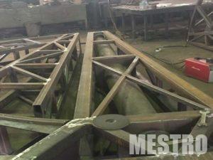 4_Рекламная конструкция. Вес 2_5 т__Mestro.com.ua