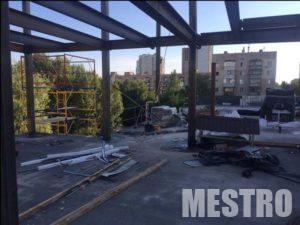6_Пристройка 5 и 6 этажа к действующему зданию_Mestro.com.ua