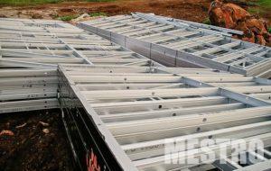 Будинок з металоконструкцій - виготовлення металоконструкцій