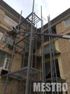 Металлические лестницы: ценовая политика