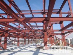 Производство металлоконструкций в Киеве и Украине