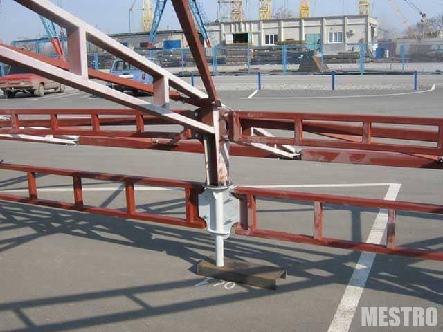 Збирання та зварювання металоконструкцій в Києві