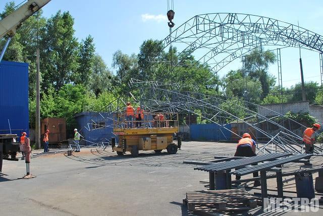 Завод металлоконструкций Mestro — изготовление и монтаж металлоконструкций