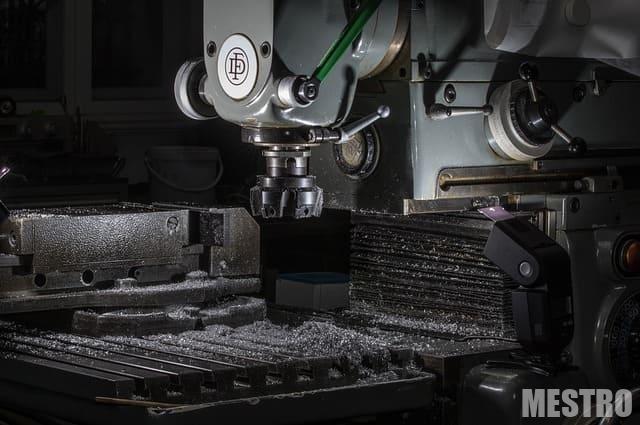 Механическая обработка: фрезерные работы