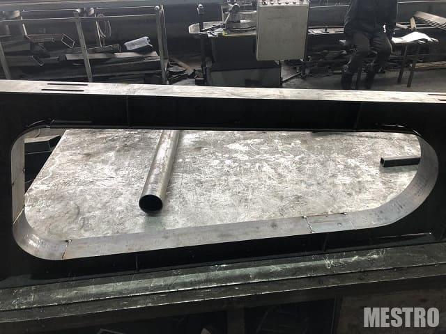 Металлоконструкции из труб
